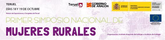 1º Simposio Mujeres Rurales